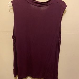 212 Collection Tops - 212 Collection Sleeveless Blouse